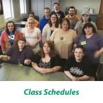 OWS Class Schedule