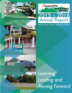 2015-16 CVES Annual Report