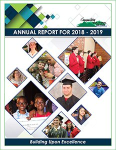 2018-19-CVES-Annual-Report Cover