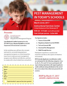 Pest Management in Today's Schools Flyer