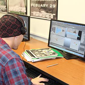 Digital Art Student