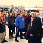 Animal Science Students learn about retail pet services and business
