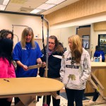 Animal Science Students learn about grooming and tour a commercial facility.