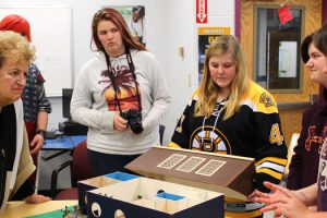 Ouderkirk Speaks with ADK P-TECH Students