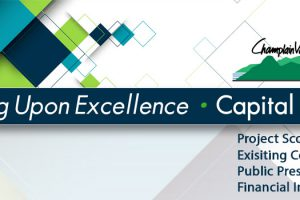 CVES Capital Project - Building Upon Excellence