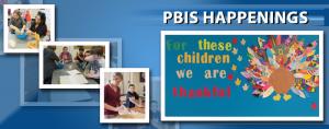 Banner for PBIS