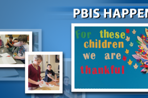 Banner for PBIS