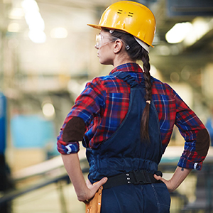 women in manufacturing