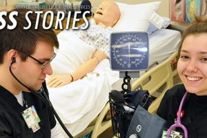 CV-TEC Students learn to become LPNs